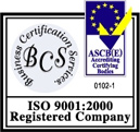 ISO 2000 accreditation