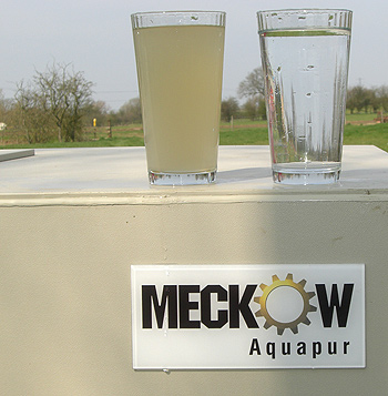 MECKOW Aquapur Water Purification System